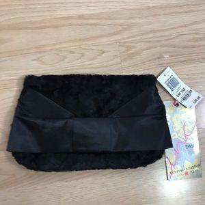 Inc Limited Edition Fur Clutch Bag